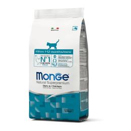 Monge Cat Kitten Chicken 1.5 kg