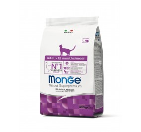 Monge Cat Adult Chicken 400g