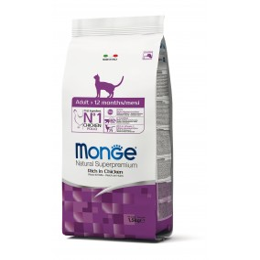 Monge Cat Adult Chicken 1.5 kg