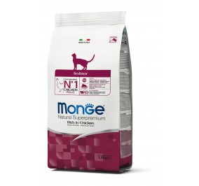 Monge Cat Indoor Chicken 1,5kg