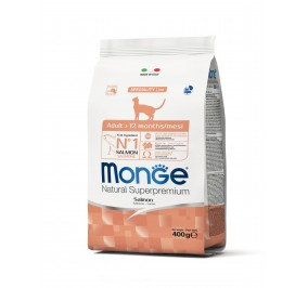 Monge Cat Adult Salmon 400g