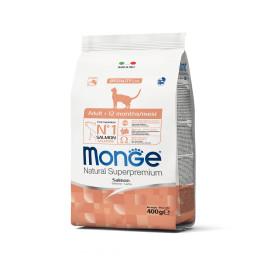 Monge Cat Adult Salmon 400g