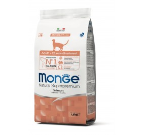 Monge Cat Adult Salmon 1,5kg
