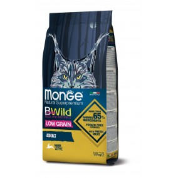 Monge Cat BWild LG Adult Hare 1.5 kg