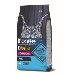 Monge Cat BWild LG Adult Anchovies 1.5 kg