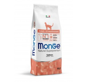 Monge Cat Adult Salmon 10kg