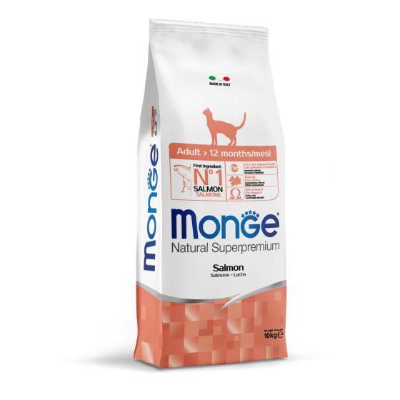Monge Cat Adult Salmon 10kg
