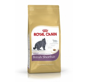 Royal Canin chat BREED BRITISH SHORTHAIR  2kg