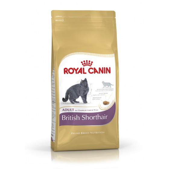 Royal Canin cat BREED BRITISH SHORTHAIR 2kg