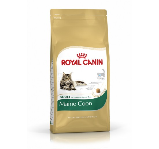 Royal Canin cat BREED MAINE COON 4kg