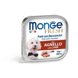 Monge Dog FRESH Pâté Lamb 32x100g