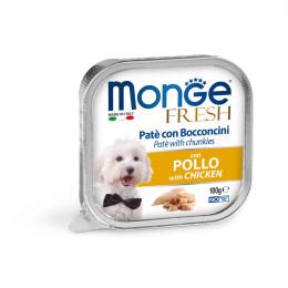 Monge Dog FRESH Pate Chicken 32x100g