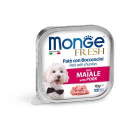 Monge Dog FRESH Pâté Pork 32x100g