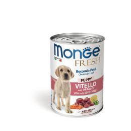 Monge Dog FRESH Puppy Veal&Veg. 24x400g