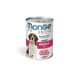 Monge Dog FRESH Adult Pork 24x400g