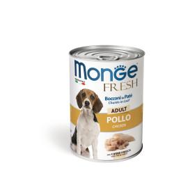 Monge Dog FRESH Adult Chicken 24x400g