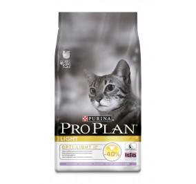 Proplan cat adulte light 3kg