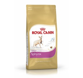 Royal Canin chat BREED SPHYNX  2Kg