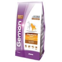 Monge Gemon Dog Adult Medium Chicken 15kg