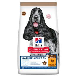 Hill's canine Mature No Grain 14kg