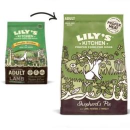 Patty Lily''s Kitchen dog lamb