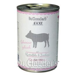 Dr Clauder's Dog Boite Porc 400gr