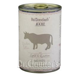 Dr Clauder's Dog Boite Boeuf 400gr