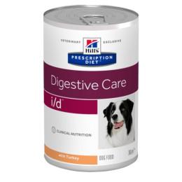 Prescription Diet™ i/d™ Canine à la Dinde 12x360gr
