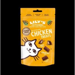 Lily''s Kitchen Cat Treat Chicken 60gr