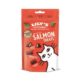 Lily's Kitchen Cat Treat Saumon 60gr