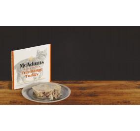 Mc Adams Pâté Cat Turkey 100gr