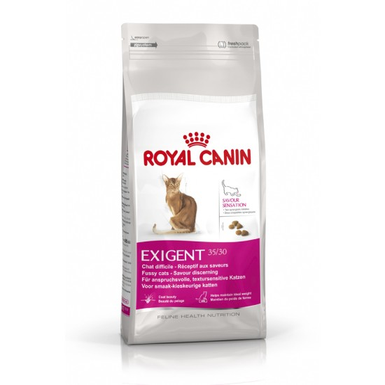 Croquette pour chat Royal Canin Exigent Savour 10kg