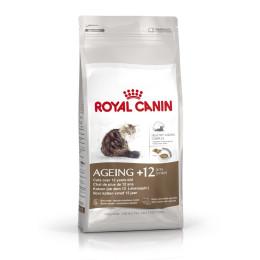 Dry kibble cat senior Royal Canin ageing +12 4kg