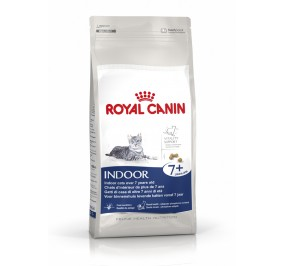 Royal Canin chat INDOOR+7