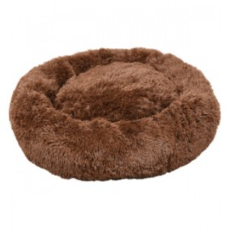 Dodo Cushion Krems 90cm marron foncé