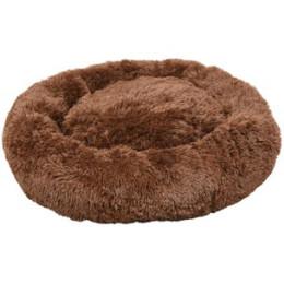 Dodo Cushion Krems 90cm dark brown