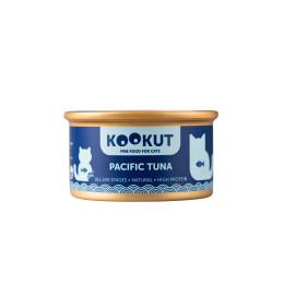 Kookut Cat Thon Pacifique 70gr