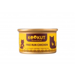 Kookut Cat Chicken 70 g