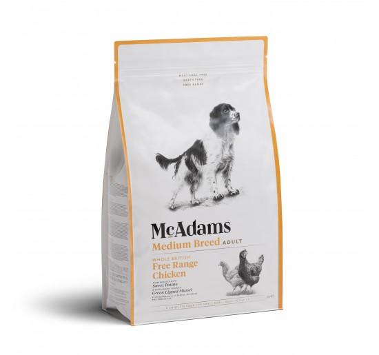 Mc Adams Adult Medium Breed Chicken 2kg