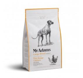 Mc Adams Adult Large Breed Poulet 2kg
