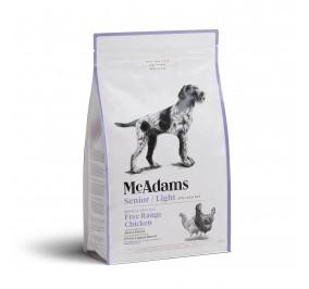 Mc Adams Senior Dogs Poulet 2kg
