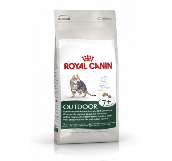 Royal Canin cat OUTDOOR+7 2kg