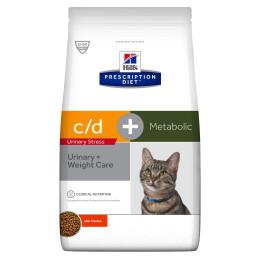 Prescription Diet™ c/d™ Feline Urinary Stress + Metabolic