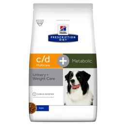 Prescription Diet ™ Canine c / d Multicare + Metabolic
