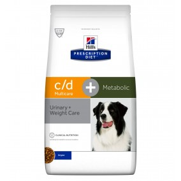Prescription Diet™ Canine c/d Multicare + Metabolic