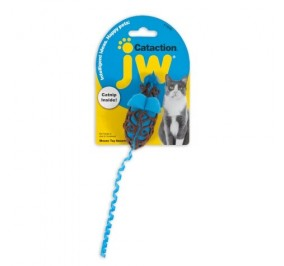 1pc JW Cataction Mouse Cat Toy
