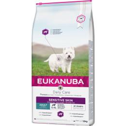 Eukanuba dog Daily Care Sensitive skin 12Kg
