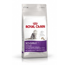 Royal Canin chat SENSIBLE 400gr