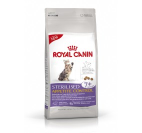 Royal Canin chat Sterilised 7+  Appetite Ctrl