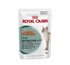 Royal Canin chat humide Instinctive +7 sachet 85g
